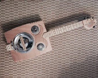 Cigar Box Guitar-4 Guitar strings