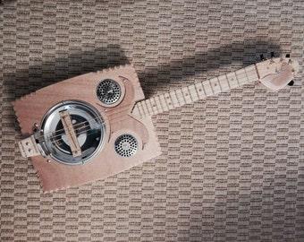 Cigar Box Guitar-4 Guitar strings