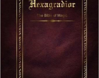 Hexagradior The Bible Magic