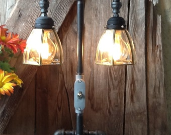 Industrial lighting, lamp