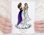 Thank you for being my Bridesmaid Gift, Asking Bridesmaid Proposal, Gift for bridesmaids quotes, Bridesmaid Invitation- Pick your colors