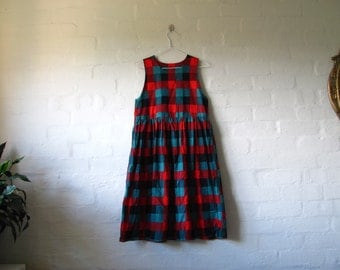 super sweet tartan dress