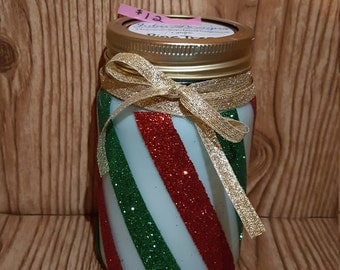 Soy Jar Candle - Pine Tree