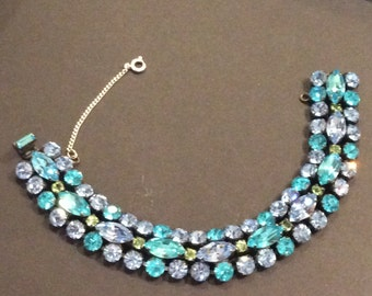 Fantastic Regency bracelet - gorgeous colours