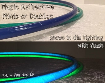 "POLYPRO Magic Reflective Minis and Doubles - 3/4"", 11/16"" or 5/8"" - Protective Tape and Gaffer Inner Grip Included - Sold As Set"