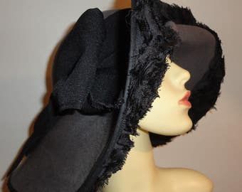 Model hat - one of a kind