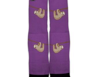 Function - Sloth Fashion Socks