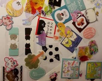 Kawaii Sticker Grab Bag