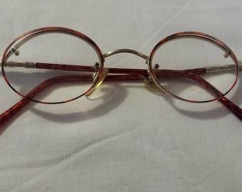 Foster Grant China H FG9036 +2.75 ladies eyeglass frames & lenses