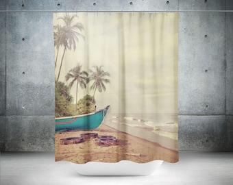 Cactus Shower Curtain Bathroom Decor Bath