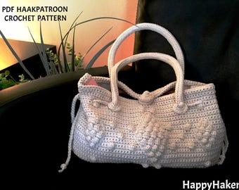 Haak een designer handtas | Crochet a designer tote bag