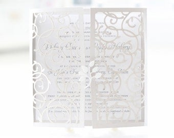 Enchanted Garden Invitation
