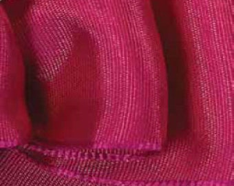 """5/8"""" Hot Pink Two Toned  Grosgrain Ribbon - 25YDS  -- CLEARANCE -- 2 ROLLS LEFT!!"""