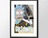 Rick and Morty - Get Schw...