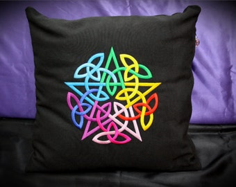 Magic Pillows - paganism pagan symbolism wicca witchery wizardry