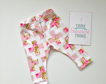 Missy Cross leggings girls leggings