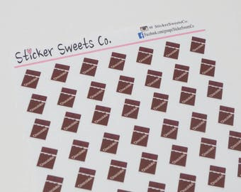 Candy Bar Planner Stickers