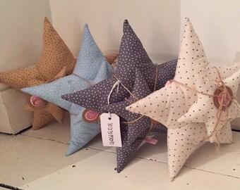 Star cushion set