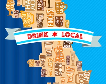 Drink Local - Chicago Breweries