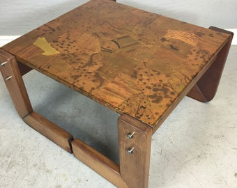 Percival Lafer Side Table