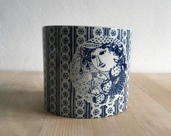 Flowerpot – Bjørn Wiinblad – winter 3024-699