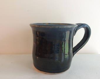 Two Blue Mug