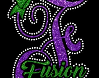 Fusion F  Rhinestone Cheer