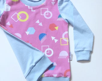 Pastel Jelly Jumper - Pink