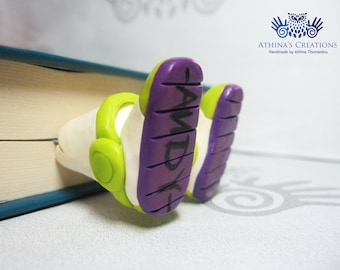 "Bookmark - ""Toy Story - Buzz Lightyear"""