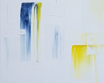 Painting abstract painting contemporary 90x30