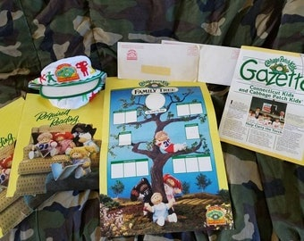 Cabbage Patch Kids lot
