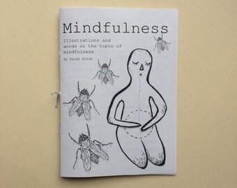 Mindfulness zine *ENGLISH* A6