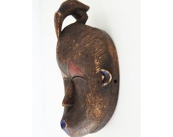 African tribal mask - SONGYE - Congo
