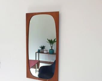 Vintage mirror danish style