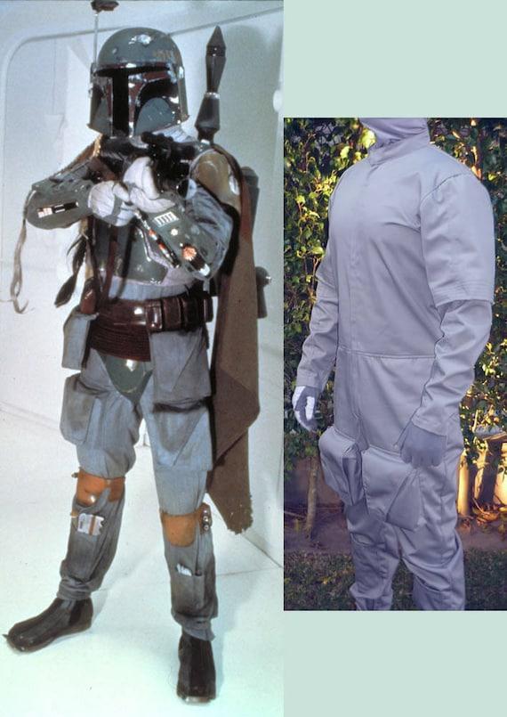 Star Wars Boba Fett ESB Jump Flight Suit Replica