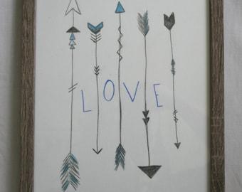 Love Wall Hanging
