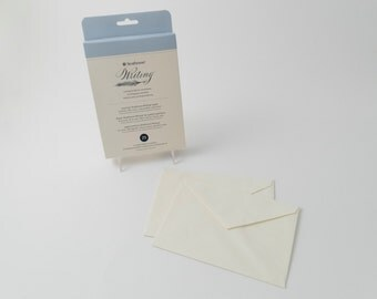 "Strathmore Writing correspondence envelopes (to match Strathmore 6"" x 8"" letter paper)"