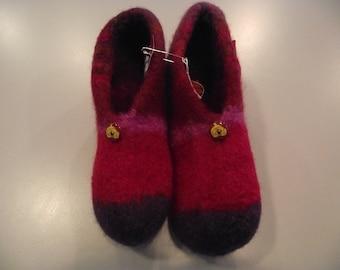 Felt slippers Gr.  31, art. No. SU 143