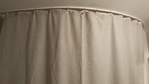 Tende Da Doccia In Lino : Tende da doccia in canapa u idee di immagini di casamia