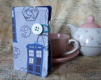 A Tea Wallet fit for a Time Lord