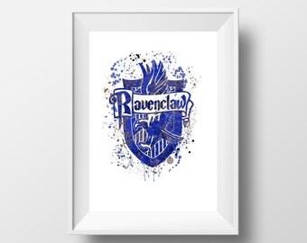 Harry Potter, Ravenclaw, Hogwarts *Instant Download*