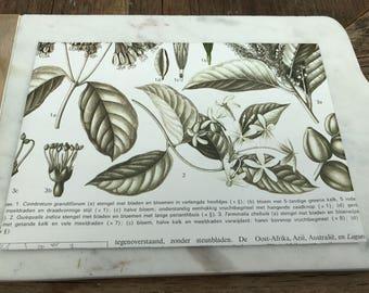 4 Handmade Vintage Envelopes