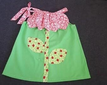 Custom toddler pillowcase dresses