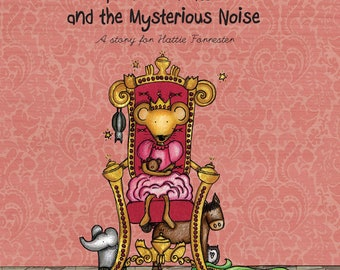 The Princess and the Mysterious Noise Book - Softback