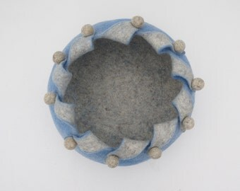 Cat bed Cat cave Cat wool bed Felted cat bed Pet bed Cat house Felted cat cave Cat nap cocoon Cat furniture Cat gifts