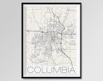 Columbia missouri Etsy
