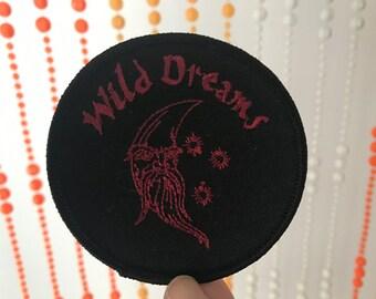 Vintage Wild Dreams Patch