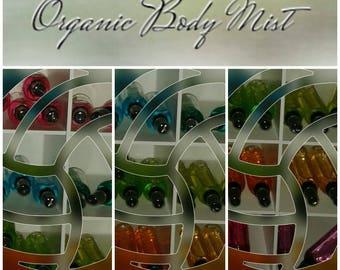 Organic Body Mist