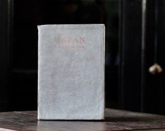 JAPAN The Pocket Guide, 1946, Japan Travel bureau, Tokyo.