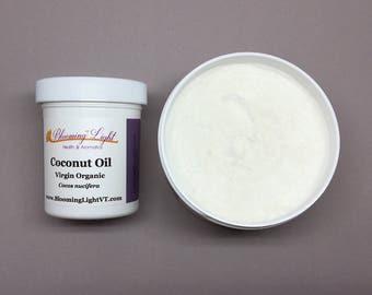 Coconut Oil - 100% Pure Virgin Organic
